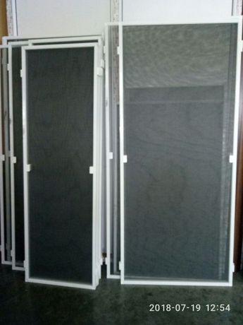 Ремонт окон и дверей.Пластик,Алюминий и Евробрус.Москитные сетки.