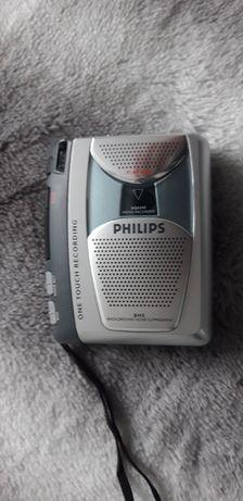 Dyktałon na kasety Philips AQ6345