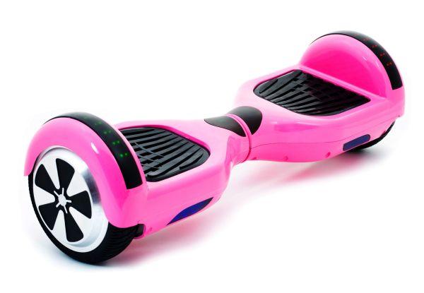 Гироборд 6.5д Hoverbot (Ховербот) гироскутер Цвет Розовый
