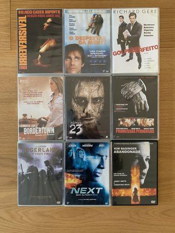 Lote de 33 dvds