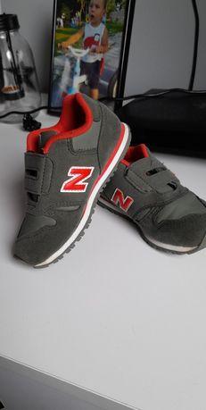 Buty New Balance chłopięce r. 25