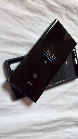 Samsunga Galaxy Note 10 Black cały zestaw Gwarancja