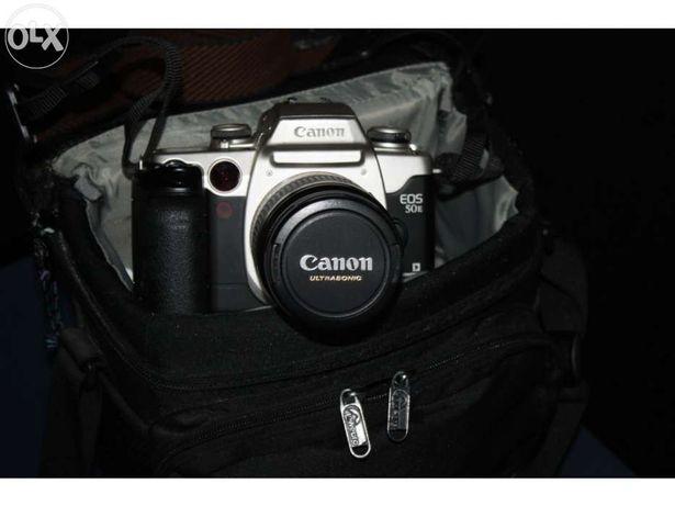Maquina fotografica canon eos 50e