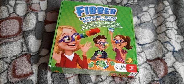 Fibber, gra planszowa Kłamczuch