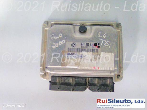Centralina Do Motor 02810_11721 Vw Polo (6n2) 1.4 Tdi [1999_200