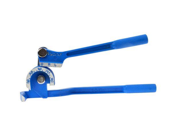 Ferramenta para dobrar tubos dos travões 6 a 10 mm
