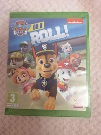 Sprzedam grę dla dzieci na Xbox One Psi Patrol