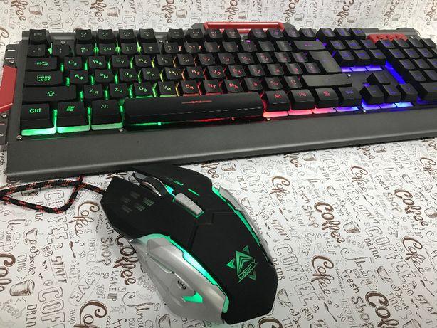Клавиатура с мышкой UKC K33