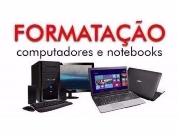 Assistência, Formatação, instalação de programas, jogos etc