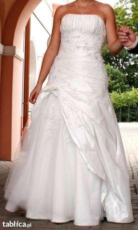 Suknia ślubna Agnes rozm. 38