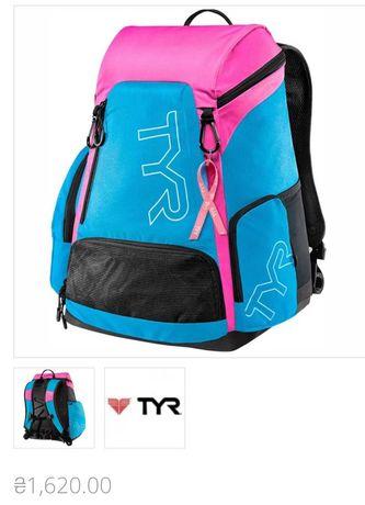 TYR Alliance Backpack 30L для пловцов