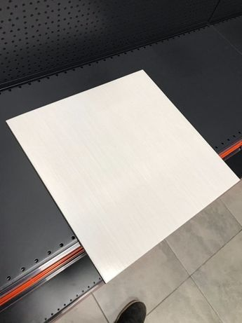 Плитка порцелян грес(біла) 400х400х8.5мм