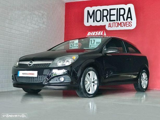 Opel Astra GTC 1.7 CDTI