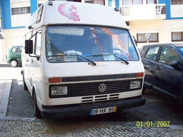 Autocaravana VW LT28