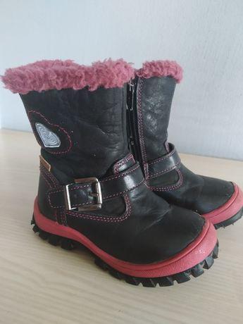 Sprzedam kozaczki buty zimowe Lasocki r. 22