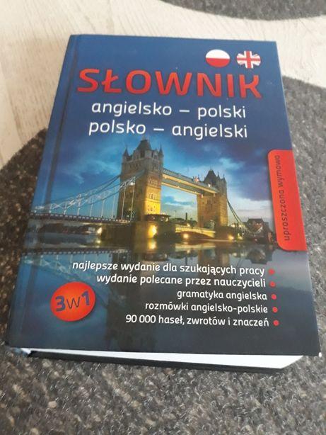 Słownik angielsko-polski i polsko angielski