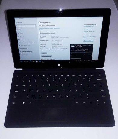 """Microsoft Surface Pro 10.6"""" Tablet PC Intel i5-3317U 1.70GHz"""
