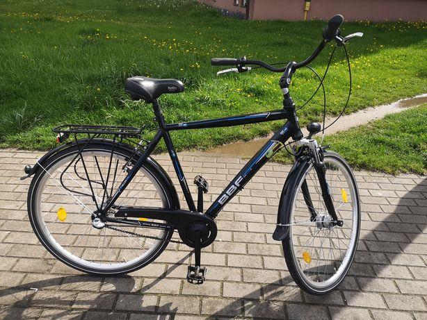 Jak nowy rower miejski