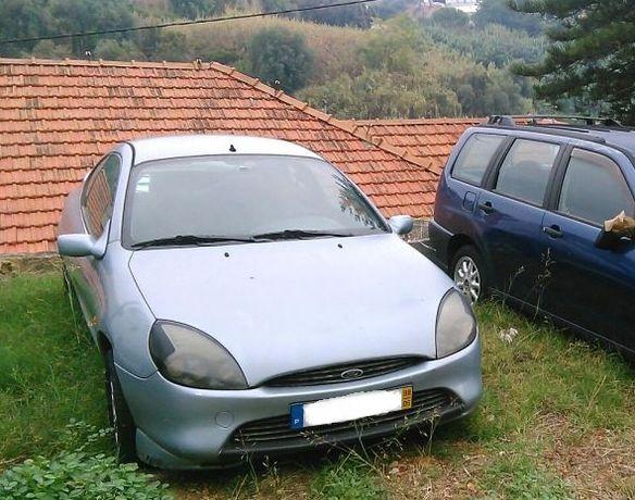 Ford Puma 1.7 e 1.4, Opel Tigra 1.4 para peças