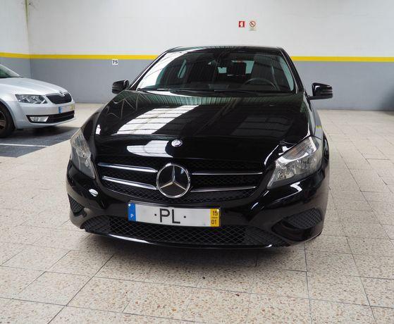 Mercedes Benz A 180 d - 2015 Nacional c/ garantia- 199€ mês s/ entrada