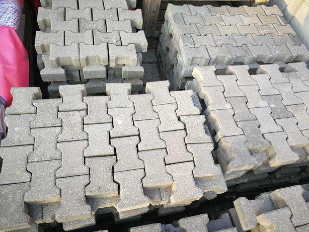 Kostka brukowa pozbruk polbruk płytki betonowe behaton tetka bruk