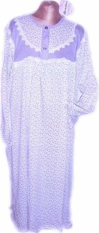 Duża koszula nocna damska kolory wzór L XL 2XL 3XL