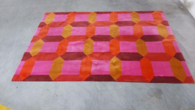 Carpete grande  170X240 Ikea