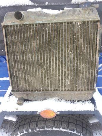 Радиатор москвичь 412