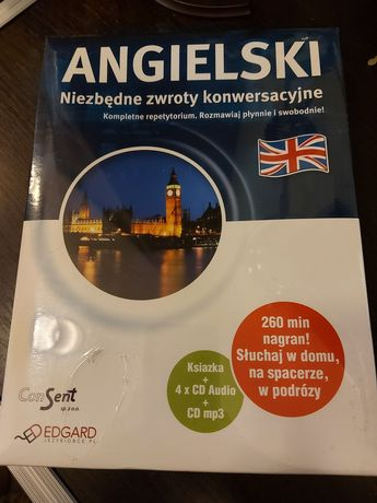 Angielski Niezbędne zwroty konweracyjne ZESTAW