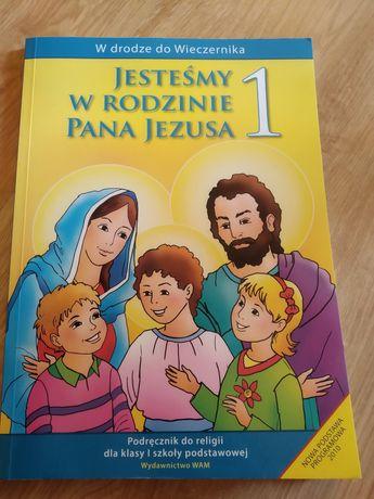 Książka do religii kl.1