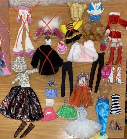 Одежда для кукол Монстер Хай/Винкс/ Барби и прочих
