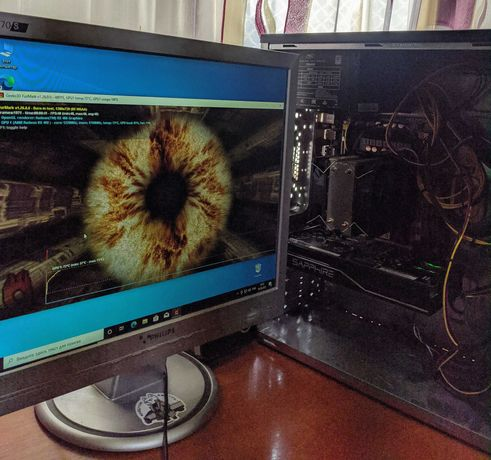 SAPPHIRE Radeon RX 460 4GB Nitro!+ПК