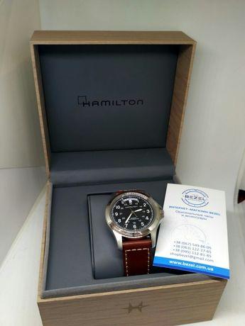 Продам механические часы Hamilton