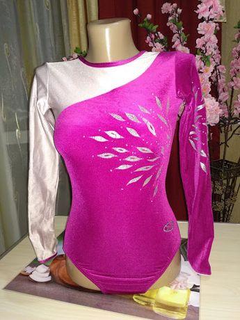 Купальник , костюм для художественной гимнастики на рост 158-164