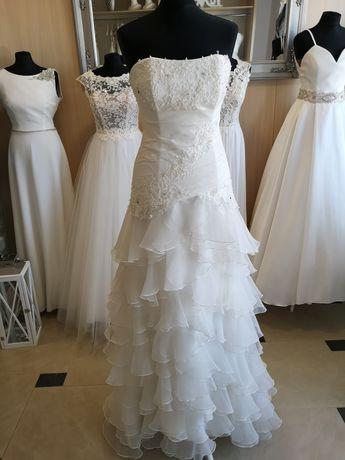 Suknia ślubna. Nowa. Przecena z 3000