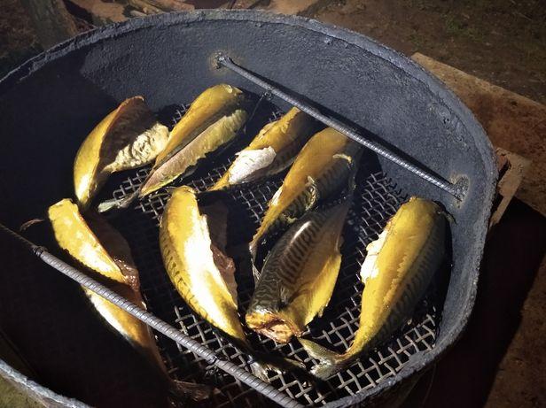 Продам копчені рибу і кури