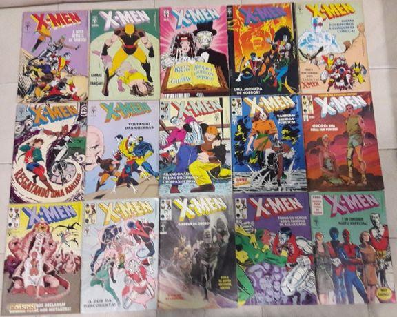 Coleção X-Men da Abril (1988)