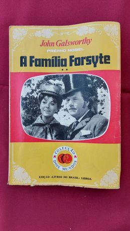 "Livro ""A Família Forsyte"""