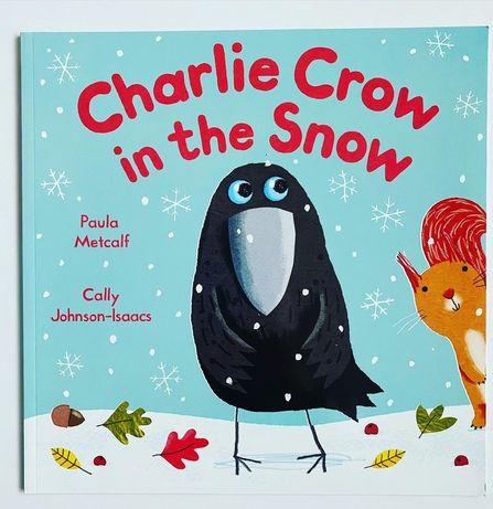 Книга на английском детская.