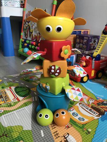 Yookidoo — Развивающая игрушка Музыкальная пирамидка