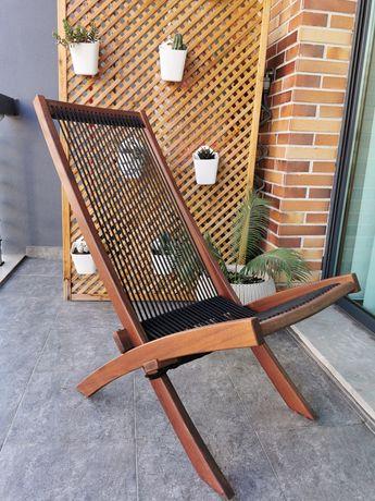 Espreguiçadeira, cadeira de exterior