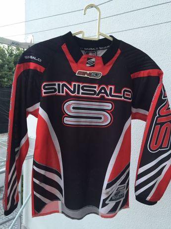 Camisola para criança Sinisalo para motocross ou enduro