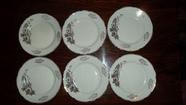 Продам тарелки, тарелочки. 6 шт + 3 шт. Посуда