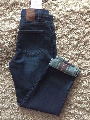 Новые джинсы 9лет