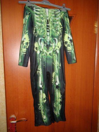 костюм скелета на мальчика Карнавальный костюм