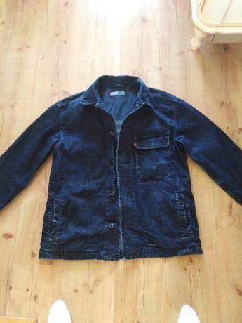 Kurtka marynarka jeans levi's rozmiar M L XL