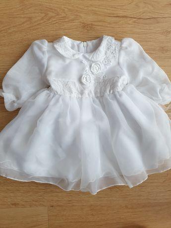 Ubranie do chrztu, dziewczynka 62