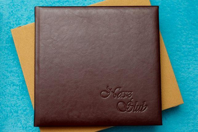 Album tradycyjny 40 stron 25x25cm - PRODUCENT BARANSKI - NOWY