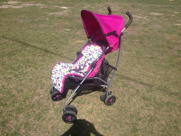 wozek dzieciecy spacerowy-spacerówka parasolka