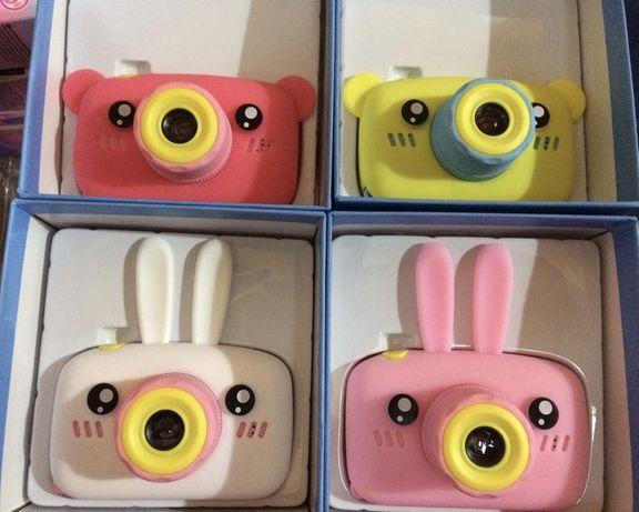 Maquina fotografica infantil